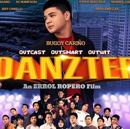 Danztep Movie Poster