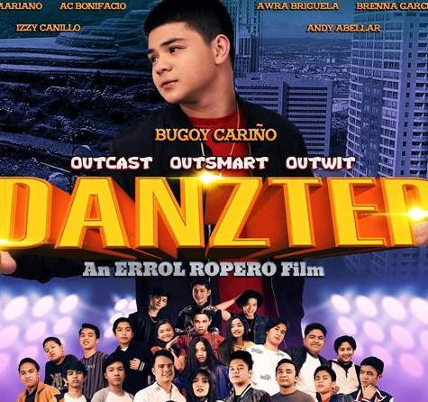 Danztep Movie Poster