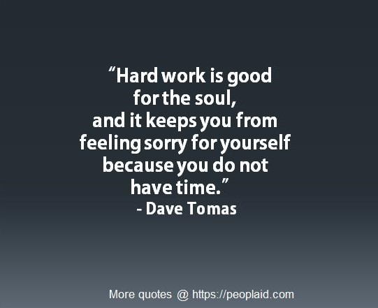Quotes from Dave Thomas