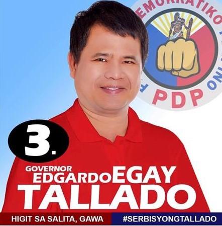 Edgardo Egay Tallado