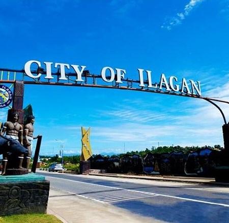 Ilagan Welcome Arch