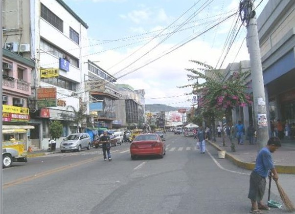 Downtown Olongapo City