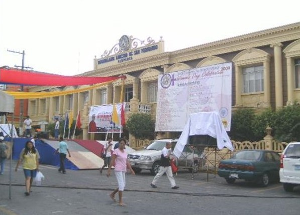 San Fernando City Hall