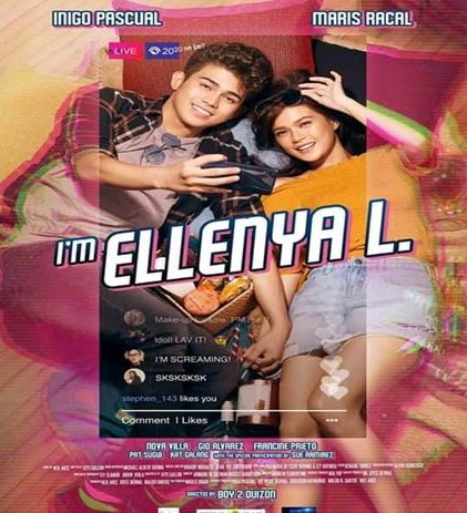 I'm Ellenya L. Movie Poster