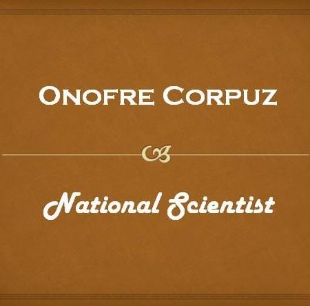 Onofre Corpuz
