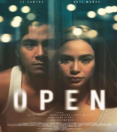 Open 2019 Movie Poster