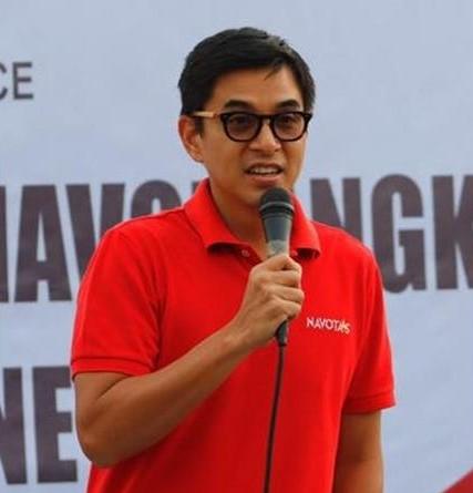 John Rey Tiangco
