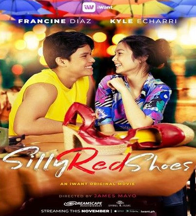 Silly Red Shoes Movie Poster