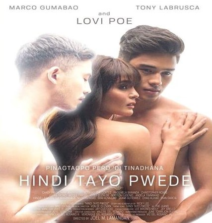 Hindi Tayo Pwede Movie Poster