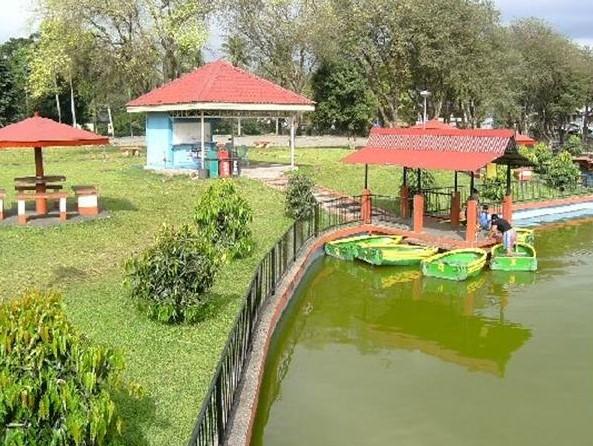 Nueva Vizcaya Capitol Park