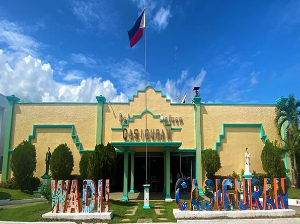 Casiguran Aurora Municipal Hall