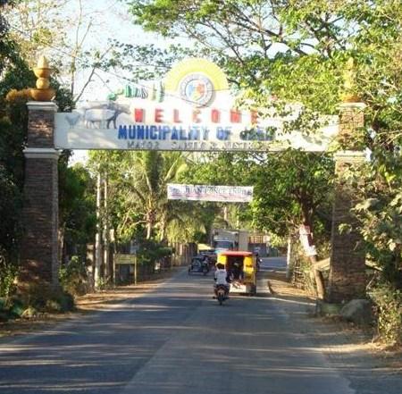 Jaen Welcome Arch