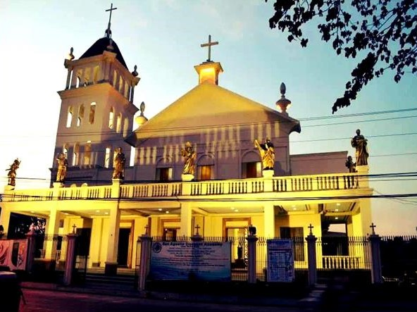 San Agustin Parish Church Jaen Nueva Ecija