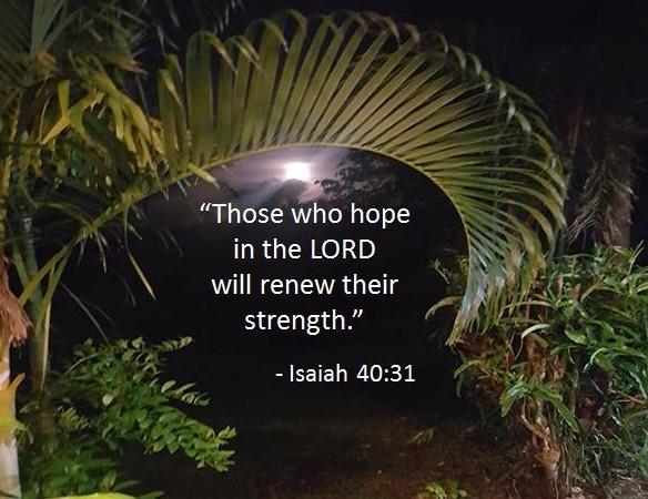 Inspiring Bible Verse for Today April 30