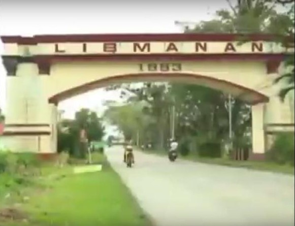 Libmanan Welcome Arch
