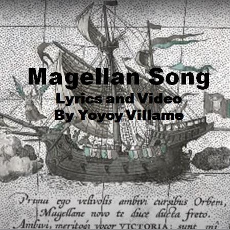 Magellan Song Lyrics and Video