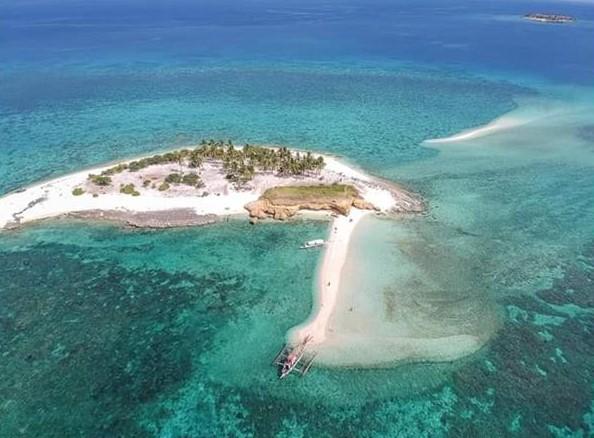 Tinalisayan Island in San Pascual Masbate