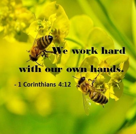 Inspiring Bible Verse for Today May 9