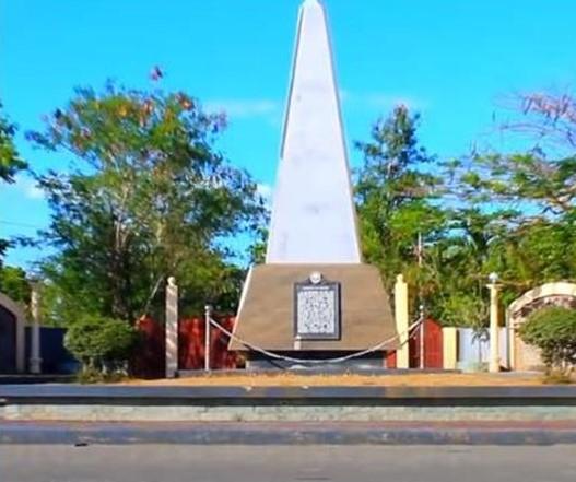MacArthur Landing Monument