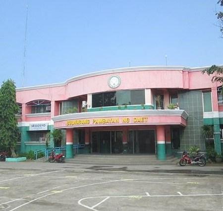 Daet Municipal Hall