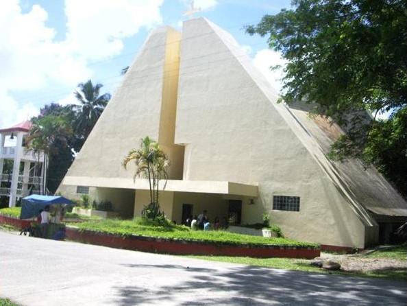 San Lorenzo Ruiz Parish Church