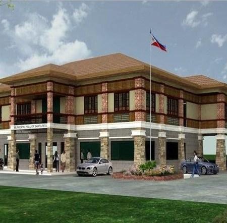 Santa Rita Pampanga Municipal Hall