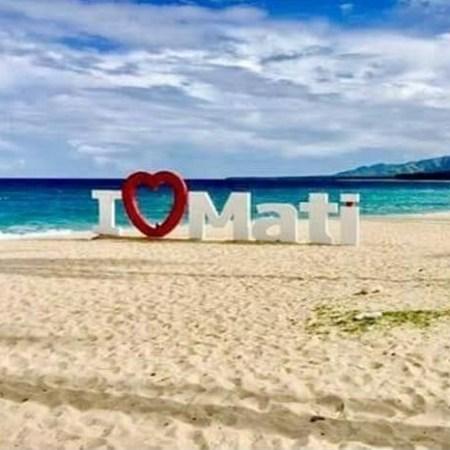 Mati City Beach