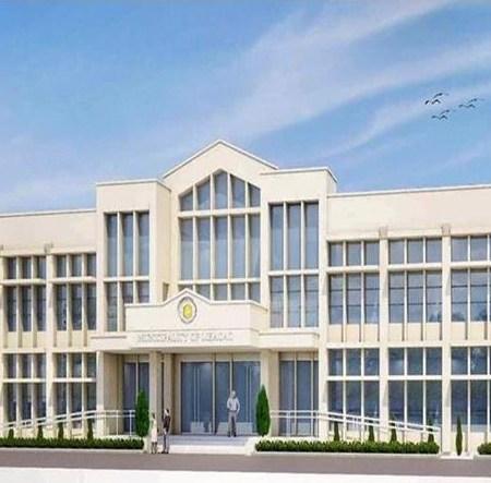 Soon to Rise Libacao Municipal Hall