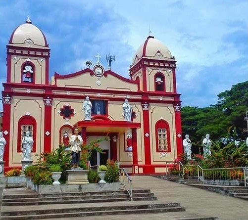 Vito Church in Sagay City