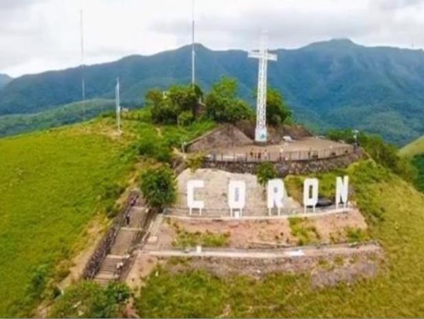Mount Tapyas in Coron Palawan