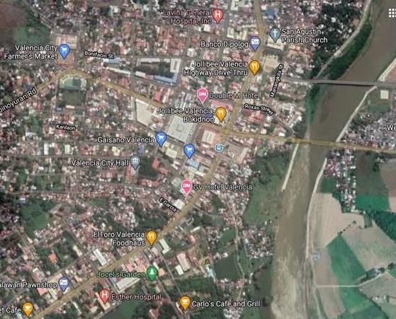 Valencia City Bukidnon