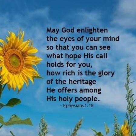 Inspiring Bible Verse for Today October 17