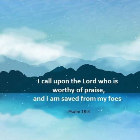 Inspiring Bible Verse for today October 25