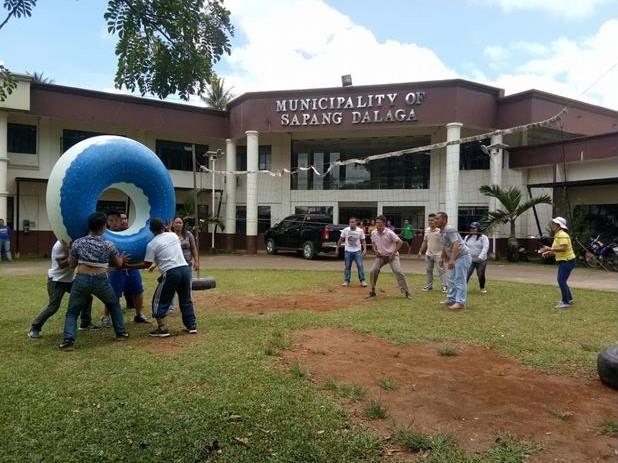 Sapang Dalaga Municipal Hall