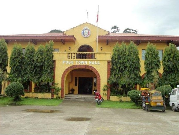 Municipal Hall in Pugo La Union