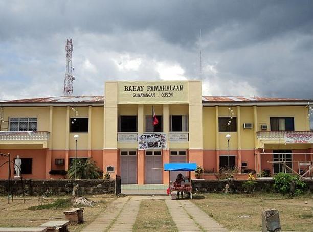 Guinayangan Municipal Hall