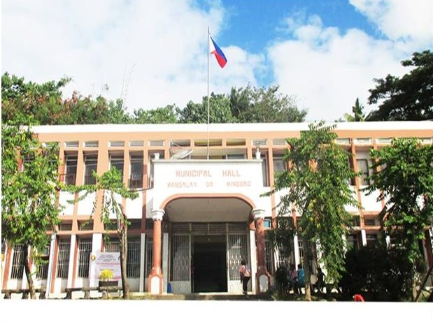 Mansalay Municipal Hall