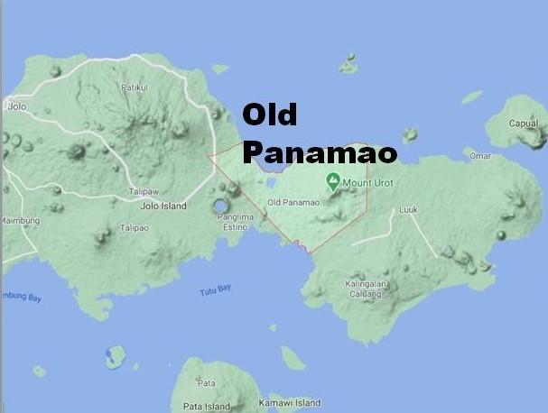 Old Panamao Sulu