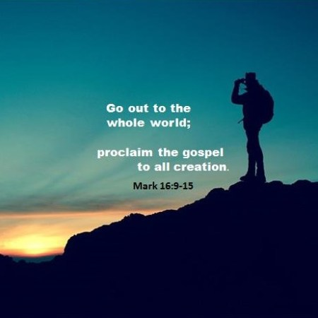 Our Mission To Proclaim the Gospel