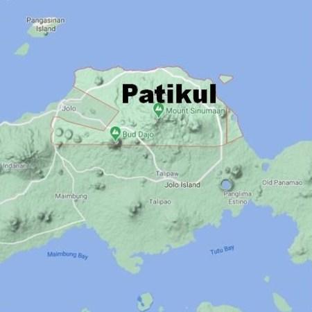Patikul Sulu