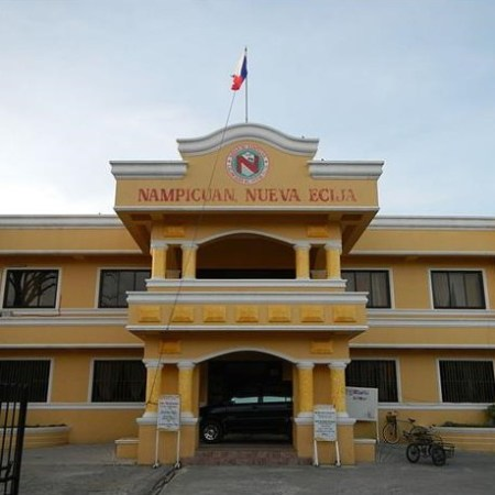 Nampicuan Municipal Hall