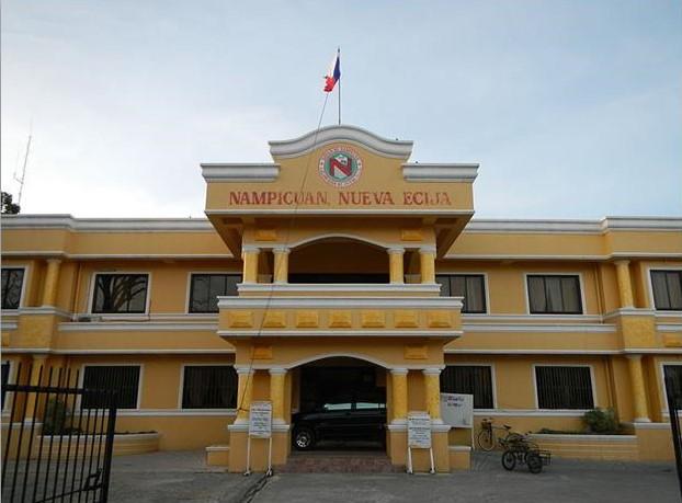 Nampicuan Municipal Hall