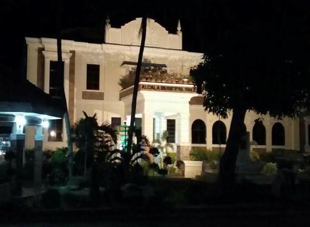 Alcala municipal Hall