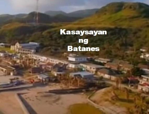 Batanes History in Tagalog
