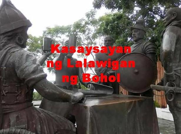 Bohol History in Tagalog