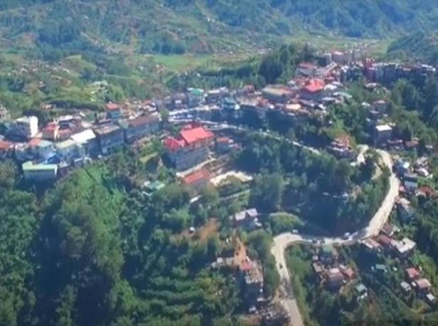 Buguias Town Center