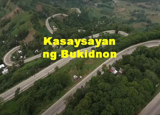Bukidnon History in Tagalog