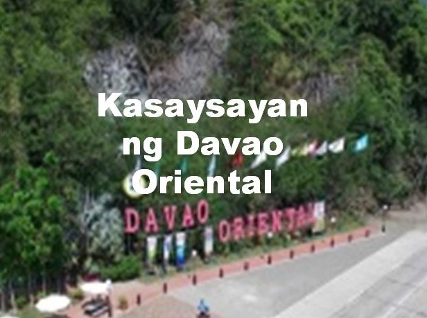 Davao Oriental History in Tagalog