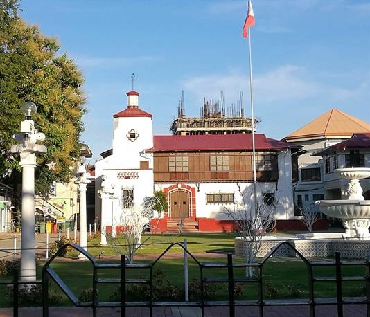 Dumaguete City History in Tagalog