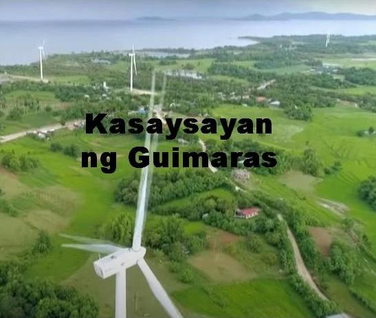 Guimaras History in Tagalog